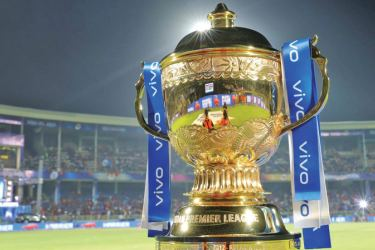 The start of the IPL 2020 has been postponed from March 29 to April 15.