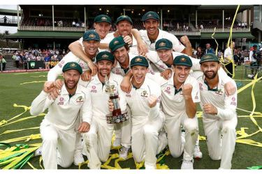 Australia on top of Test and T20I rankings.