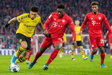 Bundesliga soccer league is to resume matches probably from May 15.