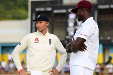Cricket West Indies (CWI) gave its approval in principle on Friday for the series in England. Rival captains Joe Root and Jason Holder.