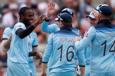 The ICC on Friday posted a 90-second video clip of the final moments of England's 2019 World Cup victory with Barbados-born Joffra Archer bowling the thrilling Super Over against New Zealand.