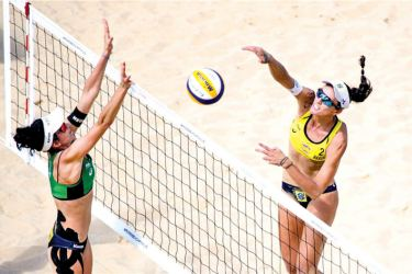 The beach volleyball National Pool would commence training from next week.