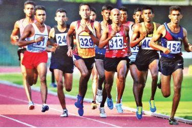 The National pool comprise mainly Gold Medallists at the 13th South Asian Games held in Kathmandu