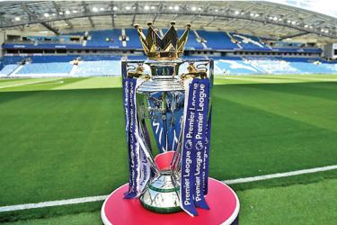 The Premier League has been on hold since March. - AFP