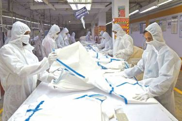 Bangladesh over the past two decades became the world's second-largest ready-made garment exporter after China.
