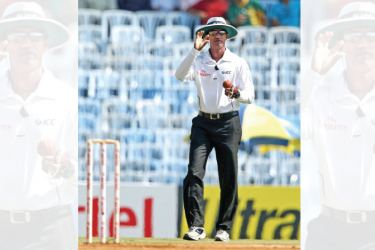Kumar Dharmasena has acted as advisor for the Umpires Committee on a voluntary basis.