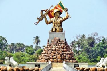 The bomb was to be taken to Mullaitivu for an attack to mark Black Tiger Day.