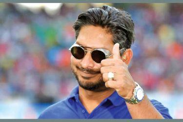 Kumar Sangakkara – the winner of Observer Schoolboy Cricketer best batsman in 1996.