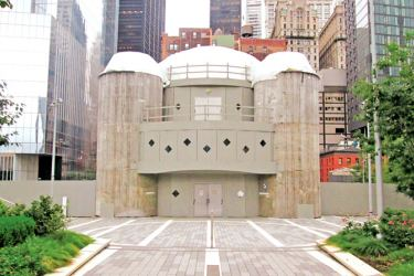 St. Nicholas Greek Orthodox Church was the only house of worship destroyed in the 9/11 attacks.
