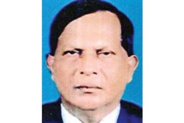 Volleyball Referees President  Wimal Amarasinghe