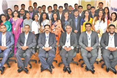HCL Sri Lanka Global Development Centre Team.