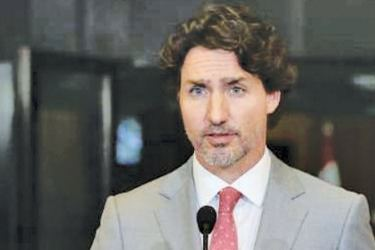 "Canadian Prime Minister Justin Trudeau says Ottawa is preparing for ""any outcomes"" of the US Presidential election."