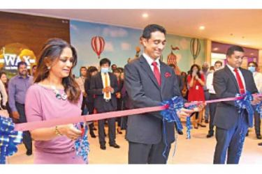 The opening of the Premier Learning Centre at One Galle Face.
