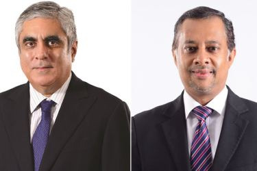 Chairman Atul Malik and Director, CEO Indrajit Wickramasinghe