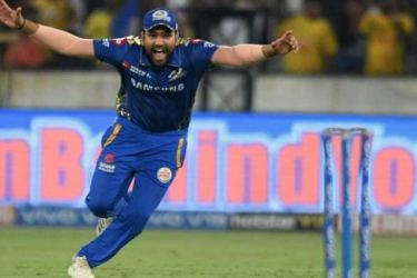 Rohit Sharma's Mumbai Indians are targeting their first back-to-back titles.