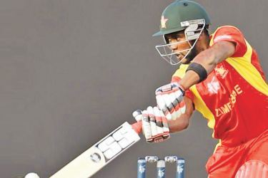 Chigumbura scored two ODI centuries, with a top score of 117 against Pakistan in 2015