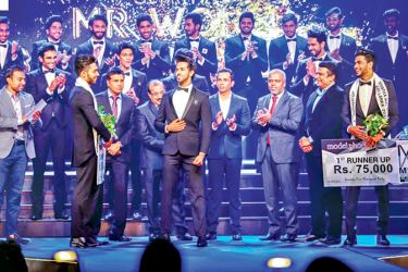 Winning Mr World Sri Lanka 2019