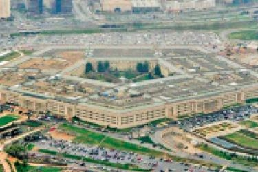 The Pentagon is the headquarters building of the United States Department of Defence. As a symbol of the U.S. military, the phrase The Pentagon is also often used as a metonym or synecdoche for the Department of Defence and its leadership.