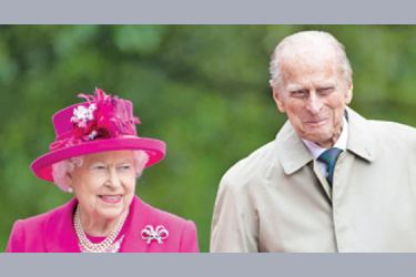 Queen Elizabeth II and Prince Philip, Duke of Edinburgh married in 1947, making their marriage the longest of any British sovereign.