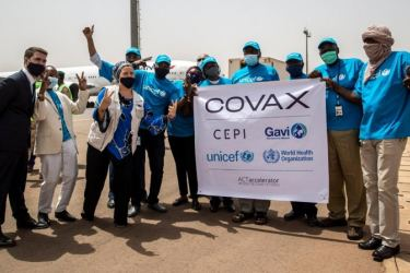 COVAX aims to deliver vaccines to 92 poor nations