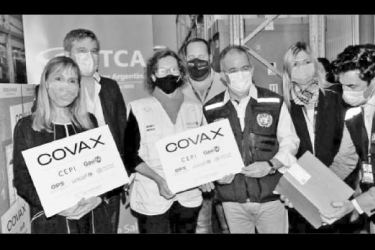 The COVAX scheme aims to vaccinate the world