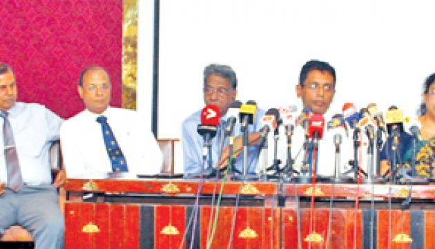 Consultant Physician Dr. Upul Dissanayake, Consultant Endocrinologist Prof. Chandrika Wijeyaratne, Professor in Pharmacology Prof. Chandani Wanigatunga, Consultant Physician Dr. Anula Wijesundara, Consultant Obstetrician and Gynaecologist Dr. Lakshman Senanayake, Consultant Rheumatologist Dr. Lalith Wijayaratne, Consultant Obstetrician and Gynaecologist Dr. U.D.P. Ratnasiri, Specialist in Forensic Medicine Prof. Ravindra Fernando, Consultant Physician Dr. Panduka Karunanayake, Consultant Paediatrician Dr. L