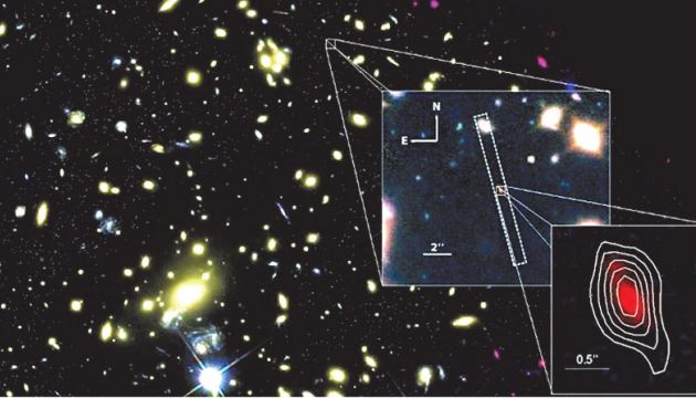 A new project found 300,000 previously unseen light sources using a telescope that can detect light sources optical instruments cannot see.