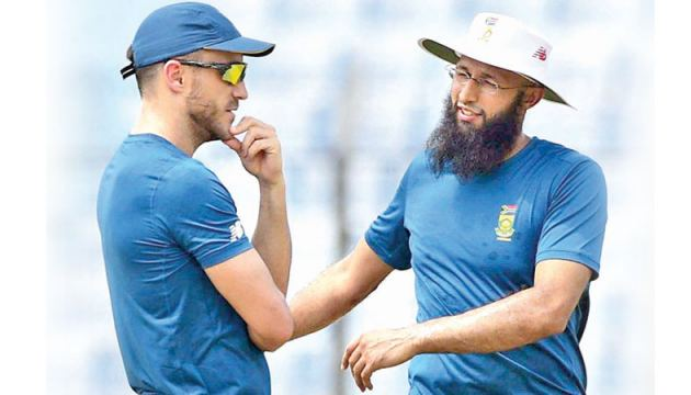 If we believe Hash [Amla] is the guy with the best form for the first game then he will be picked'