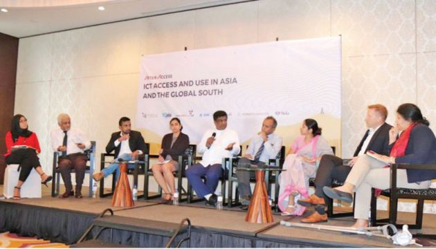Panel discussion in progress