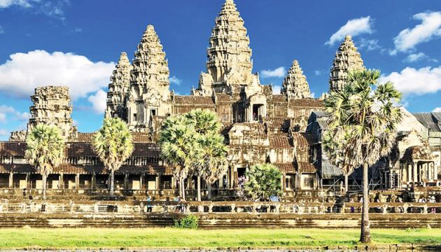Ticket sales at the famed Angkor temple complex in Cambodia have fallen between 30 and 40 percent.