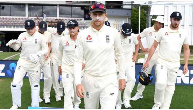 England players set for pay cuts.