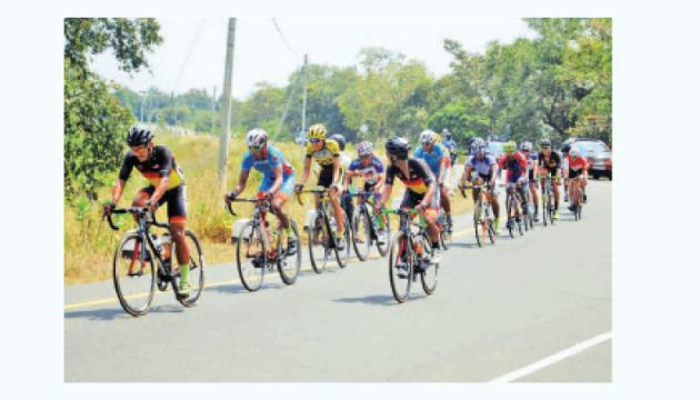 Over 40 foreign riders were set to participate in the T-Cup Cycle Tour 2020