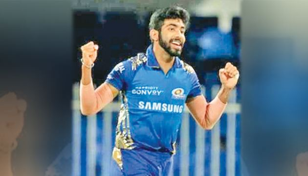 Jasprit Bumrah reaches milestone of 100 IPL wickets with Virat Kohli's dismissal