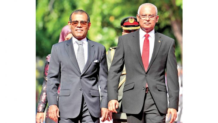 Is the attack on Nasheed a sign of escalating radicalism? | Daily News
