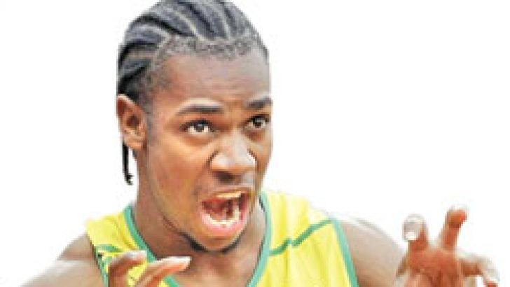 Yohan Blake will miss the World Athletic Championships due to his injury