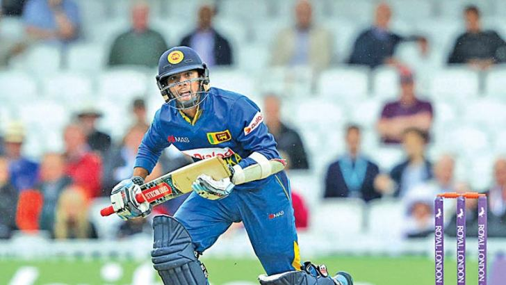 Kusal Mendis made a fine half-century to give Sri Lanka a fine start to their innings in the fourth ODI against England at the Oval on Wednesday.