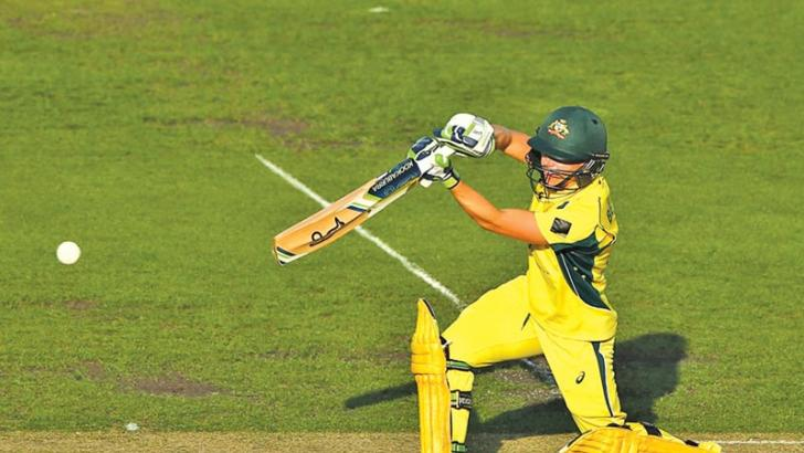 Nicole Bolton's scored her second ODI century in the fourth ODI against Sri Lanka at the  R. Premadasa Stadium on Sunday.