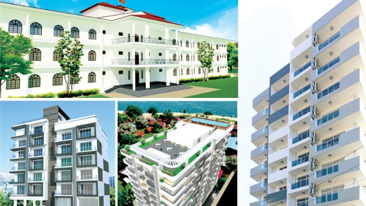 Some of the ongoing/completed projects by Link Engineering