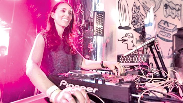 Jacinda Ardern is a keen DJ.