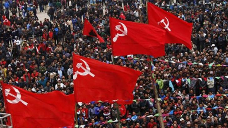 Nepal's Communists to the fore.