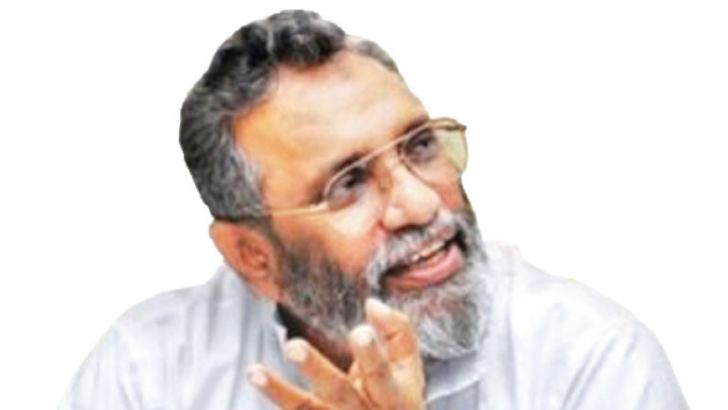 Election Commission Chairman Mahinda Deshapriya