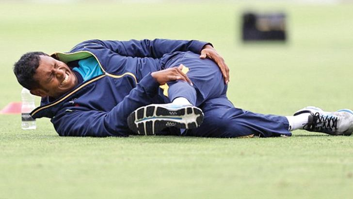 Injury-prone captain Angelo Mathews