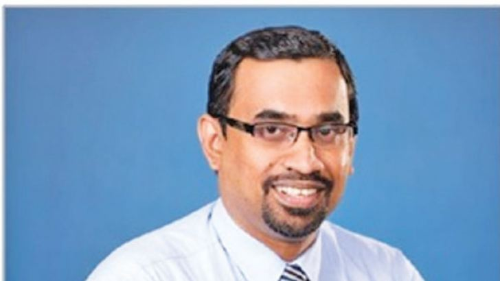 Nishantha Hewavithana, Head of Research and New Products at CSE