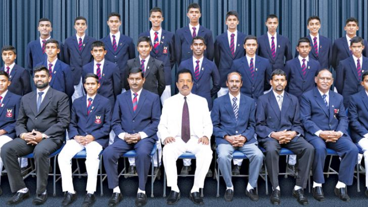 Kingswood College Cricket squad