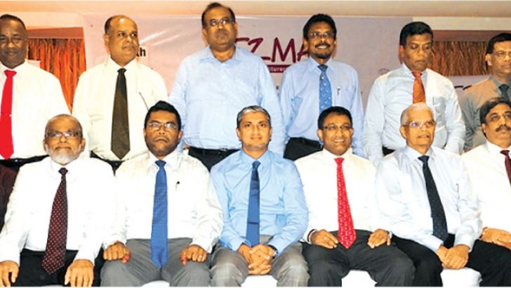 FTZMA and BOI officials at the 38th AGM