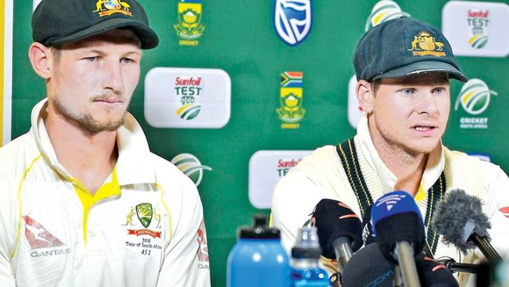 Cameron Bancroft and Steve Smith admit ball tampering plan