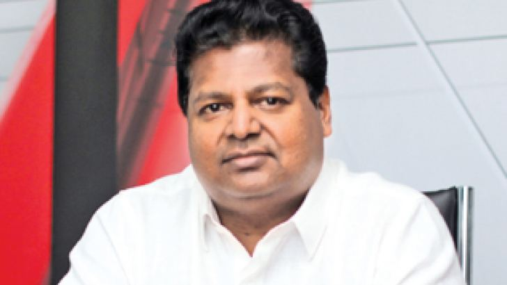 Chairman Ideal Group, Nalin Welgama