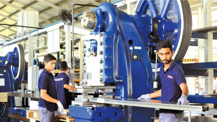 Elsteel (Pvt) Ltd at the Kandy Industrial Park manufacture a wide range of steel products.