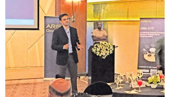 Bhardwaj Naik, Director Sales, India and SAARC, Arista Networks