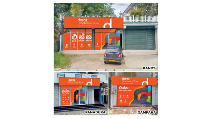 The first three hubs to be opened in Kandy, Panadura and Gampaha